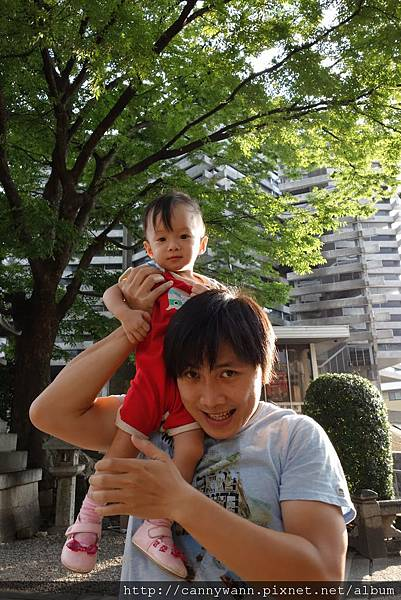 雪莉和爸媽遊日本 (4)
