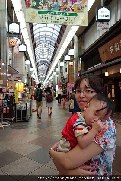 雪莉和爸媽遊日本 (5)