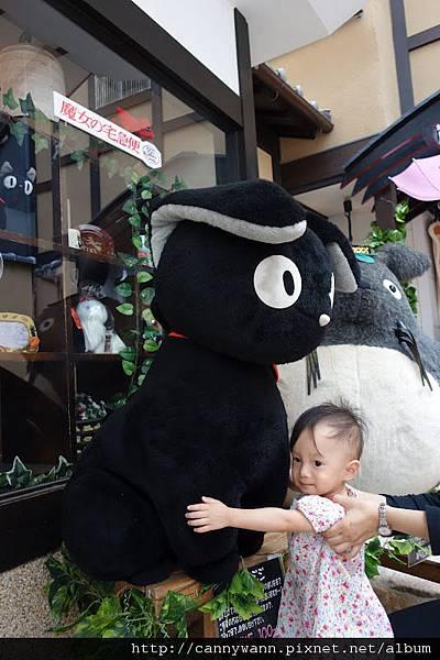 雪莉和爸媽遊日本 (8)