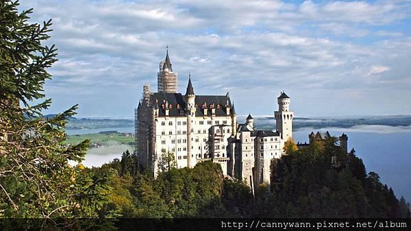 夢幻城堡~新天鵝堡之旅 (13)