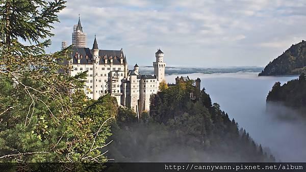 夢幻城堡~新天鵝堡之旅 (14)