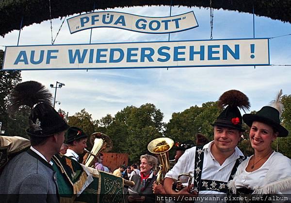 慕尼黑啤酒節 (13)