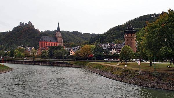 遊萊茵河 (4)