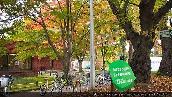 弘前城公園 (12)
