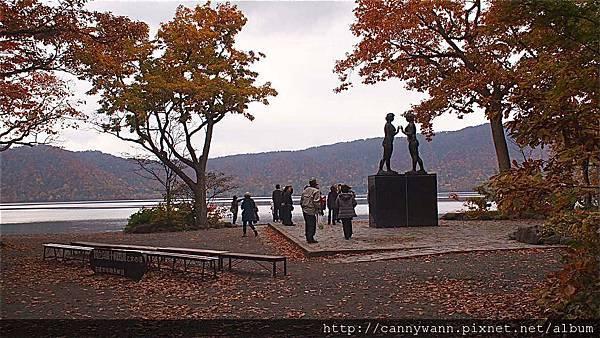 十和田湖遊船&湖畔散策 (9)
