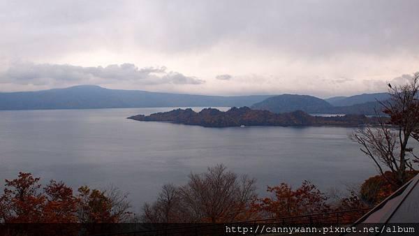 十和田湖遊船&湖畔散策 (1)