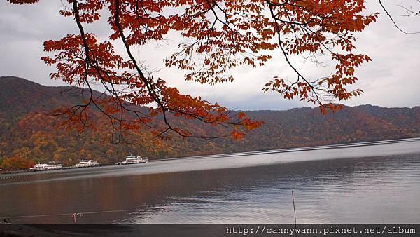 十和田湖遊船&湖畔散策 (18)