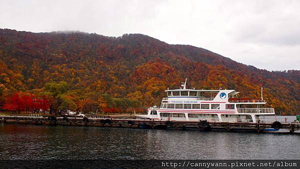 十和田湖遊船&湖畔散策 (27)