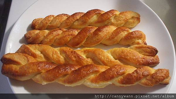 自己在家做麵包饅頭 (7)