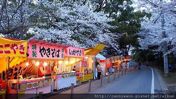 福岡~西公園 (1)