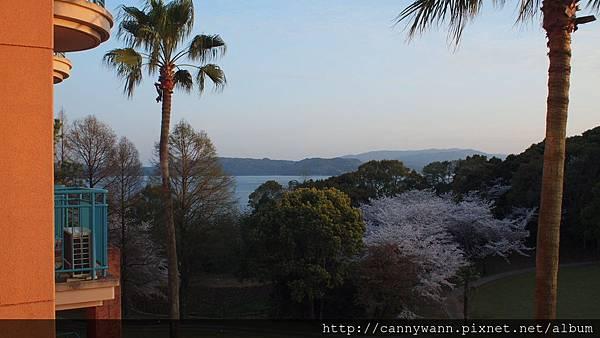 長崎西海橋~粉紅城堡飯店 (1)