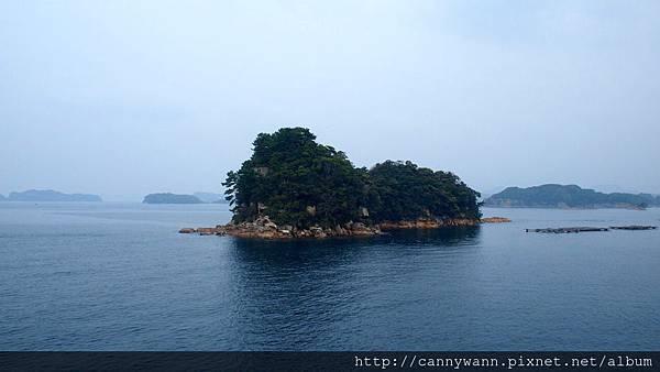九十九島遊船 (4)