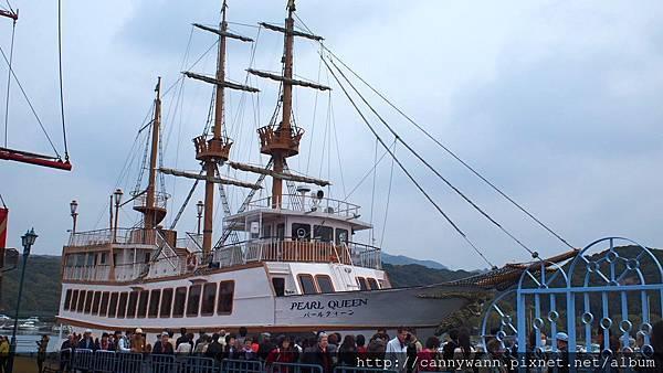 九十九島遊船