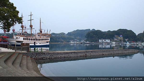 九十九島遊船 (2)