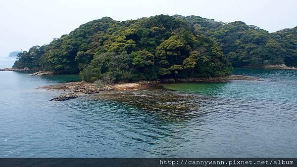 九十九島遊船 (5)