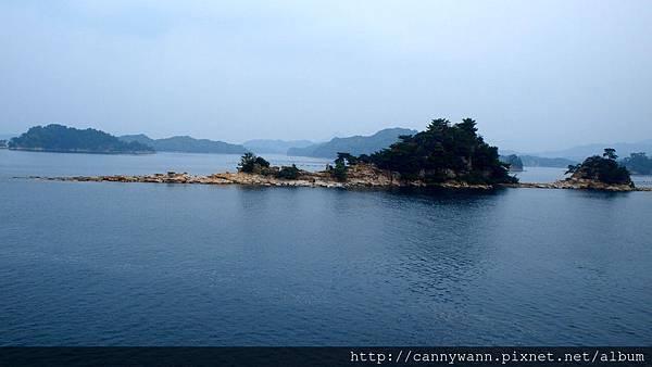 九十九島遊船 (17)