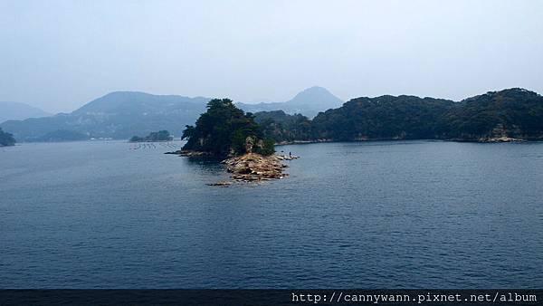 九十九島遊船 (18)