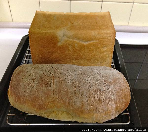 自己做麵包&披薩