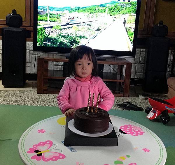 雪莉生日~3y