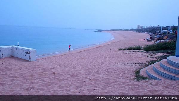 望安嶼~網垵口沙灘 (1)
