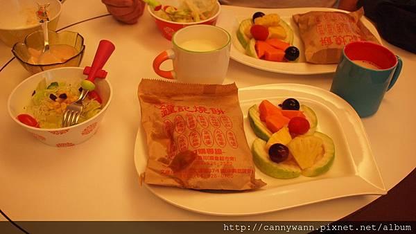 西衛海民宿村 ~海旅巢的早餐 (2)