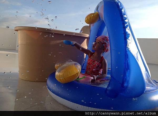 雪莉玩水3y3m