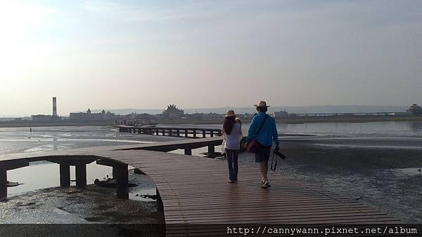 20140706高美溼地木棧道 (18)