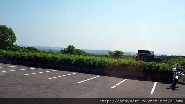 釧路濕原野瞭望台