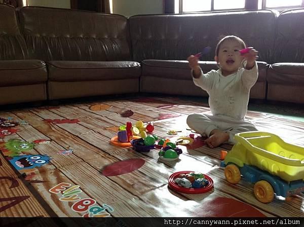艾莉寶寶野餐墊