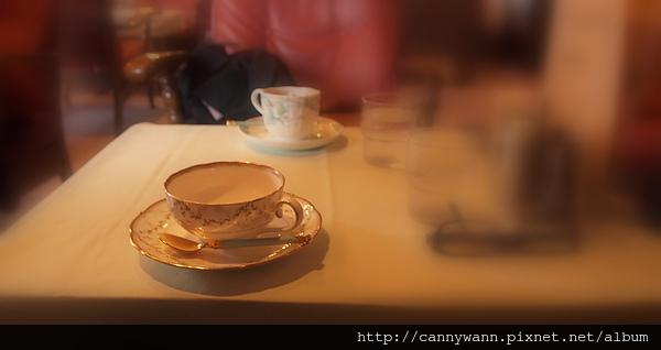 室堂下午茶