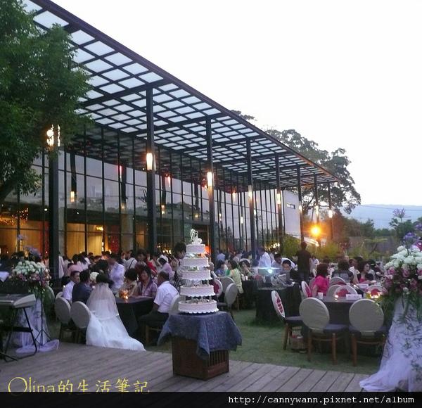 一場美麗的婚宴~在三義的新月梧桐