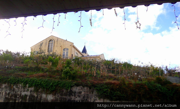 山上的教堂