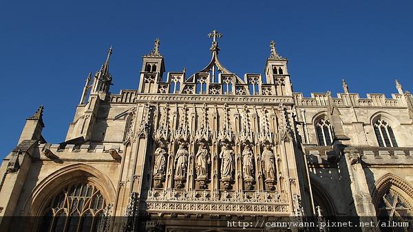 格洛斯特大教堂