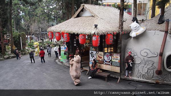 松林町日式商圈