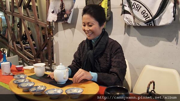 20110216老麥茶會司茶人~洪子惠 (6).JPG