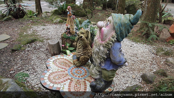 童話森林~明山森林別墅