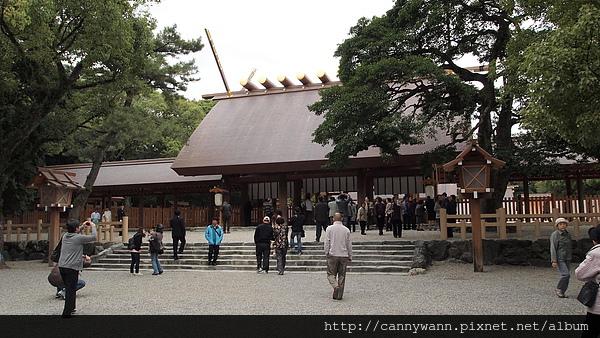 名古屋~熱田神宮