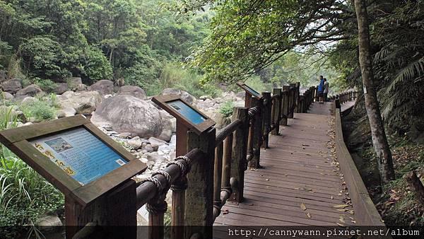 蓬萊護魚步道
