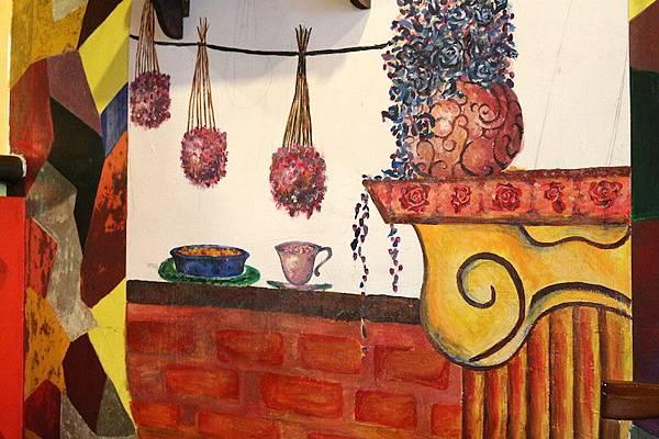 艾蜜莉廚房裝飾.JPG