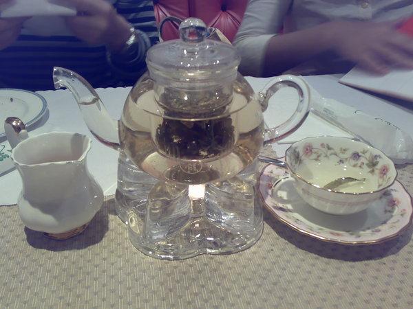 恆如的花茶