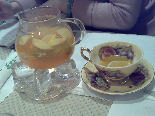佩蓉的水果茶