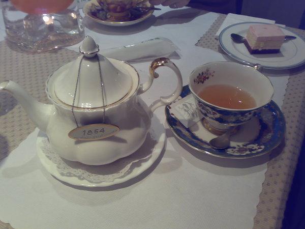 淑芳的「1854茶」