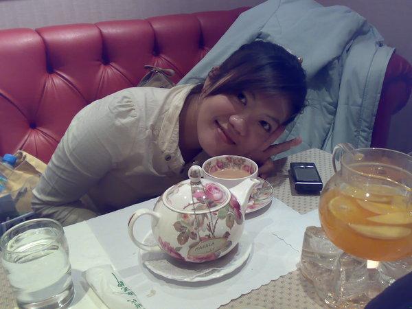 靖媛的印度拉茶