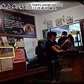 新竹關西[ㄤ][ㄍㄨ]麵店內