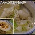 新竹關西[ㄤ][ㄍㄨ]麵的餛飩三角板