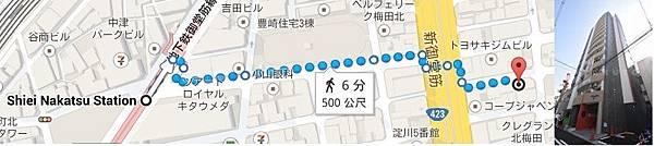 北梅田HOTEL