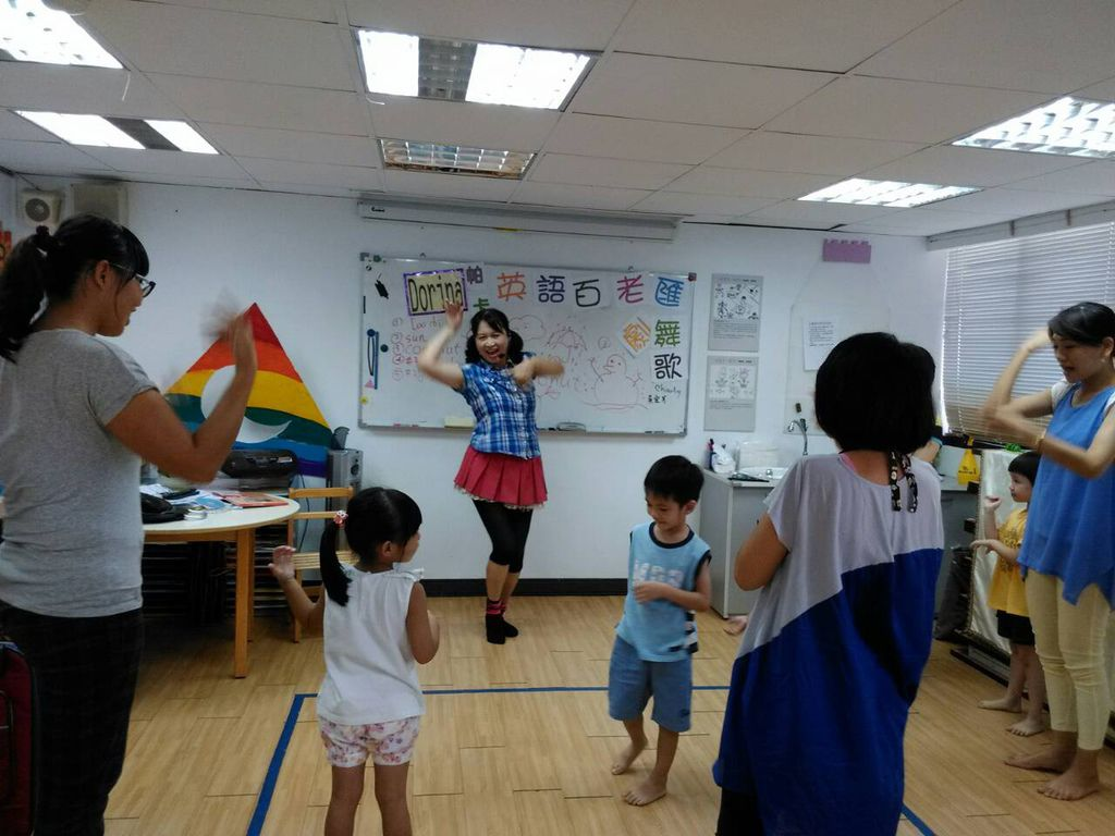 幼兒英語百老匯歌舞劇