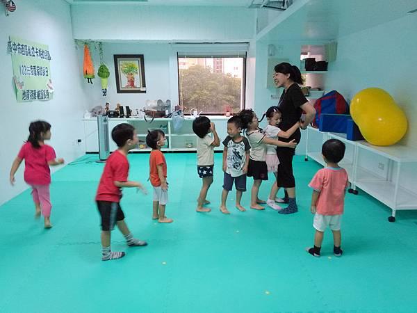 幼兒肢體創意舞蹈