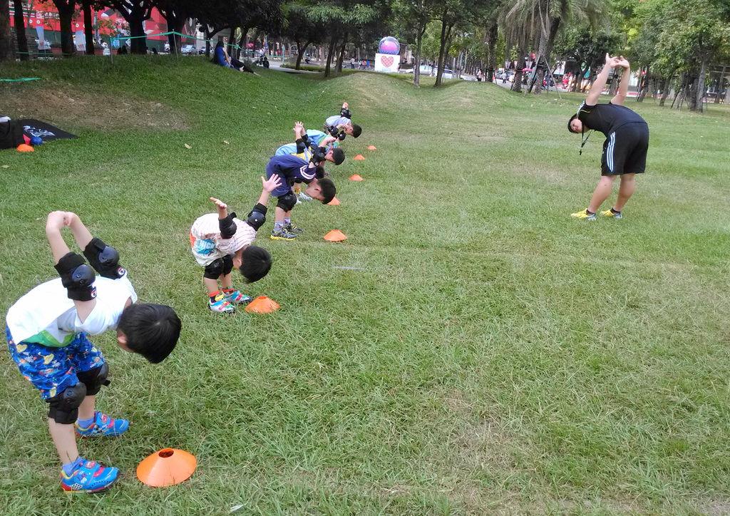 【~幼兒足球~】(9/17)課程記錄