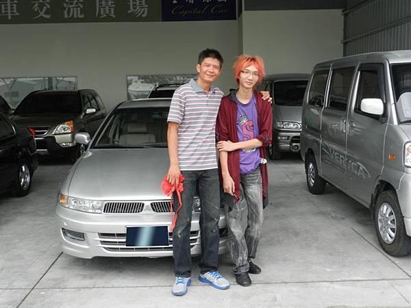 2004年 三菱 佳蘭特 台南 石先生 6月份.JPG